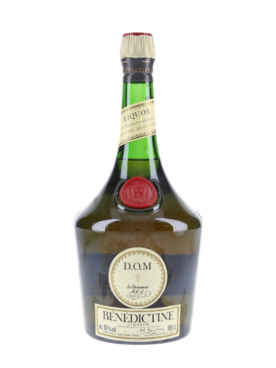 Benedictine DOM Bottled 1970s 100cl / 40%