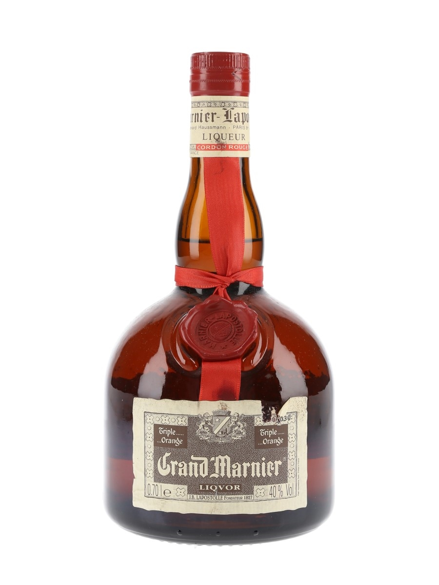 Grand Marnier Cordon Rouge Bottled 1990s 70cl / 40%