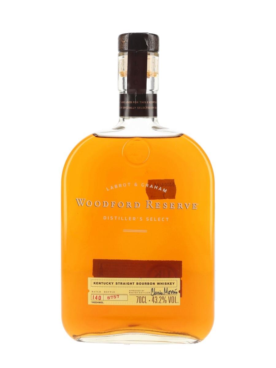Woodford Reserve Distiller's Select Batch 140 70cl / 43.2%