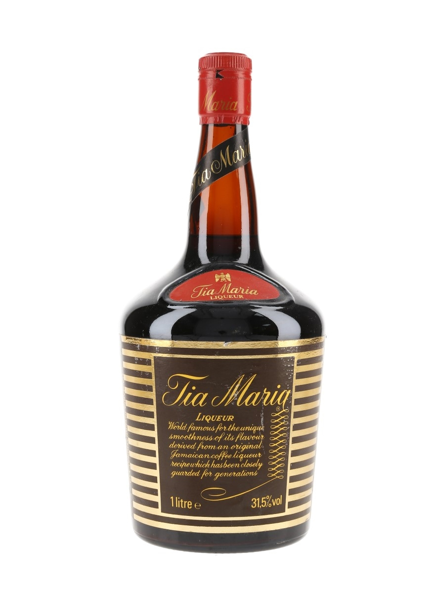 Tia Maria Bottled 1980s-1990s 100cl / 31.5%