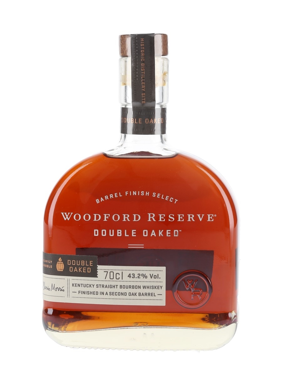 Woodford Reserve Double Oaked Barrel Finish Select 70cl / 43.2%