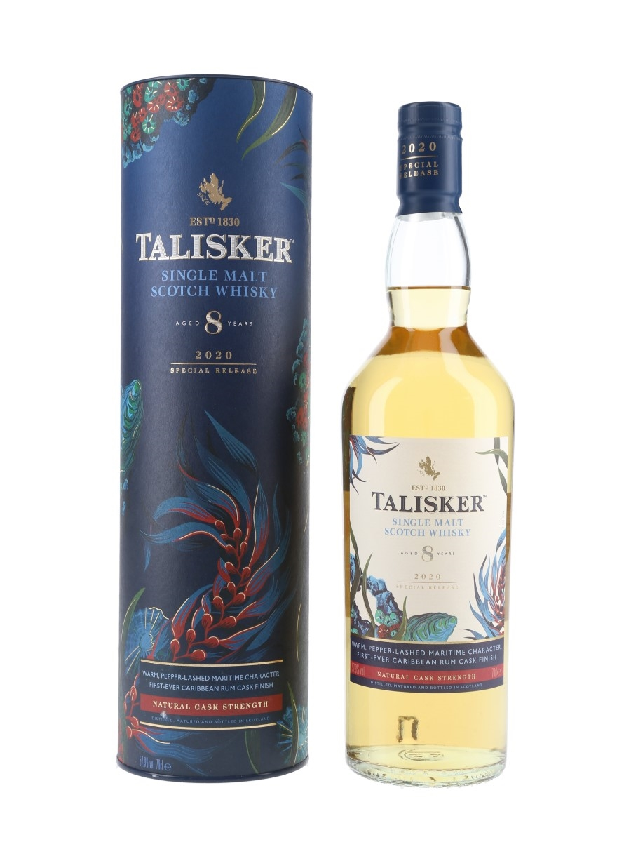 Talisker 8 Year Old Special Releases 2020 70cl / 57.9%