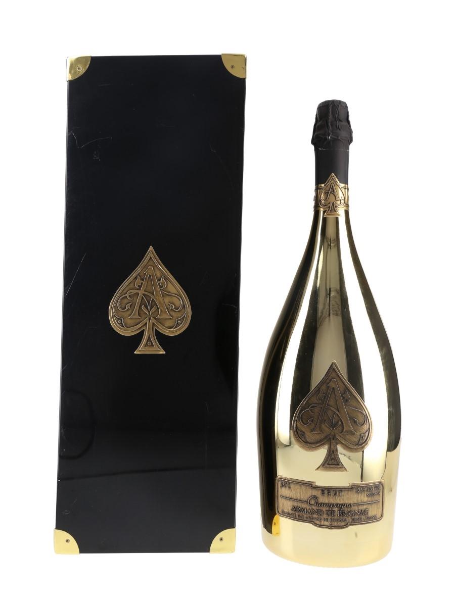 Armand de Brignac Gold Large Format - Ace of Spades 300cl / 12.5%