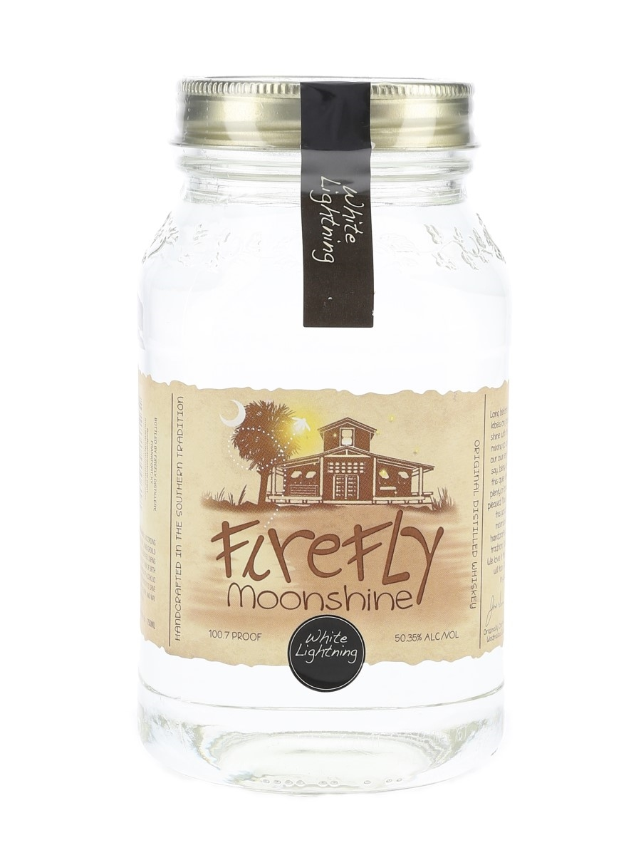 Firefly Moonshine White Lightning  75cl / 50.35%