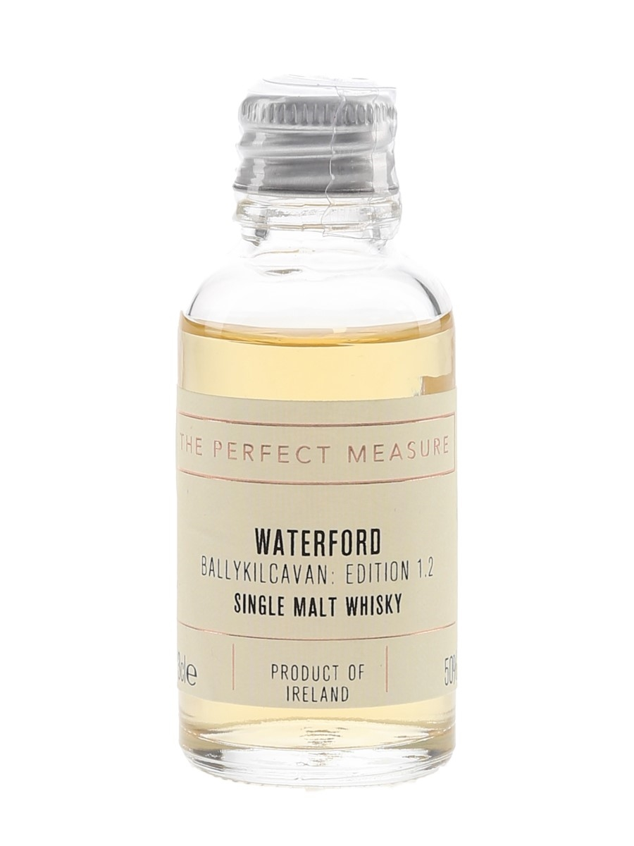 Waterford Ballykilcavan Edition 1.2 The Whisky Exchange - The Perfect Measure 3cl / 50%