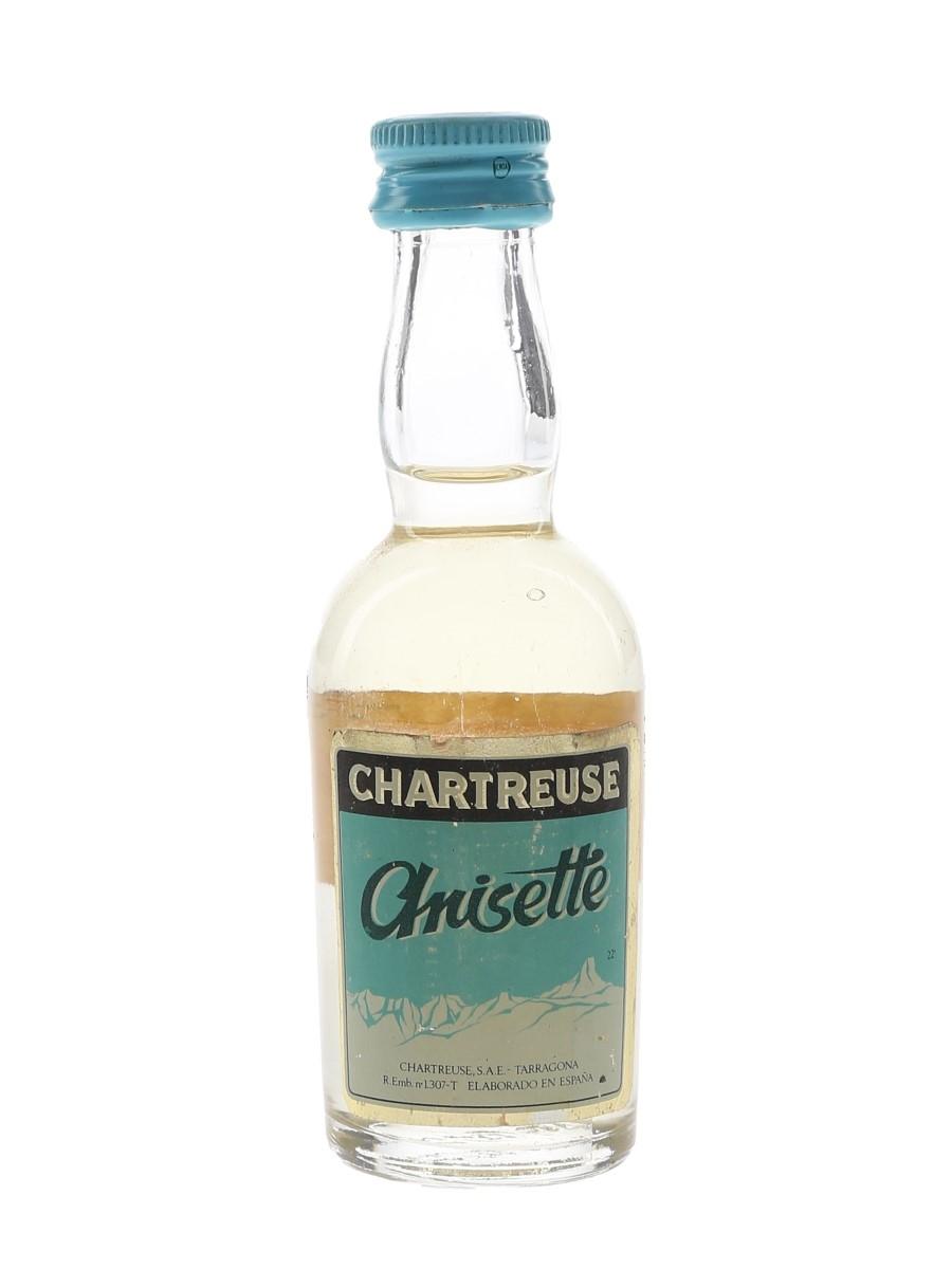 Chartreuse Anisette Bottled 1970s - Tarragona 5cl / 22%