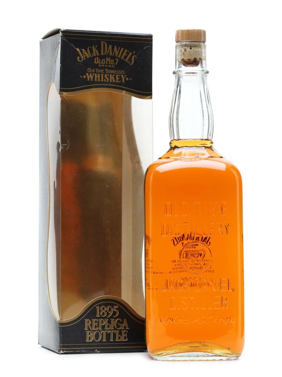 Jack Daniel's no.7 1895 Replica 1 Litre