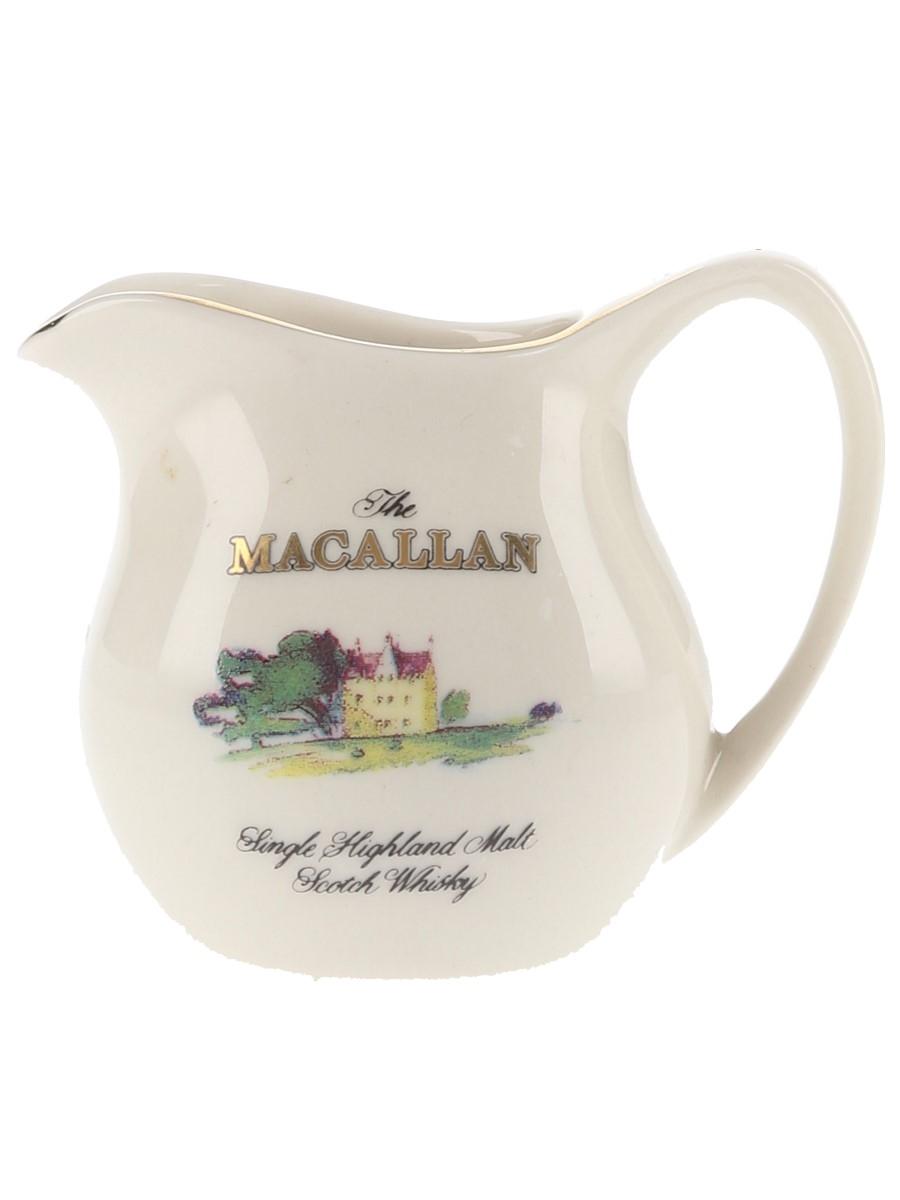 Macallan Water Jug HCW Prompots 7cm Tall