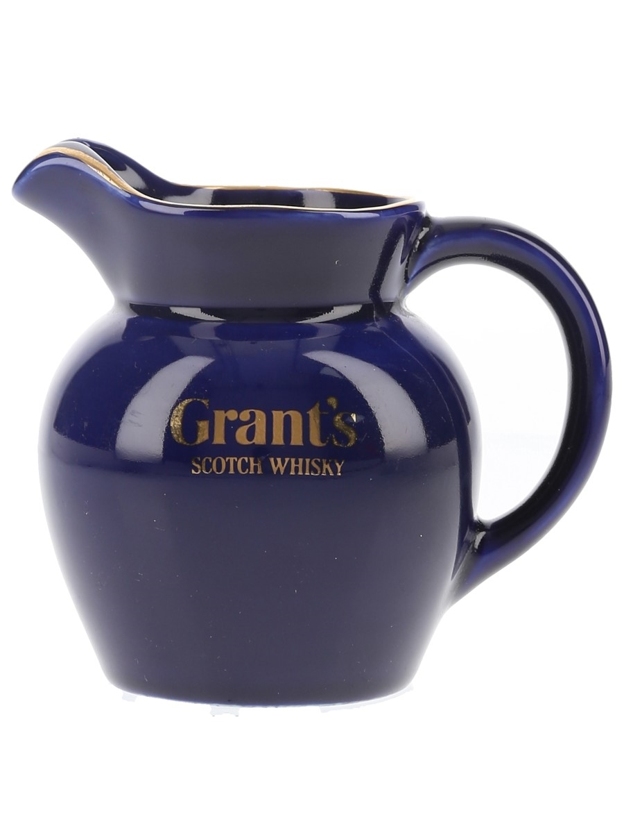 Grant's Water Jug  8.5cm Tall