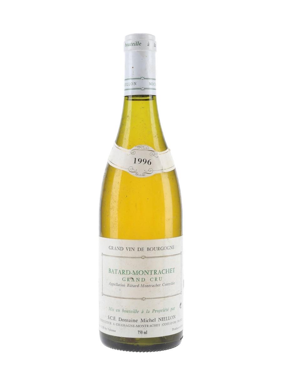 Batard Montrachet 1996 Grand Cru Michel Niellon 75cl / 13.5%