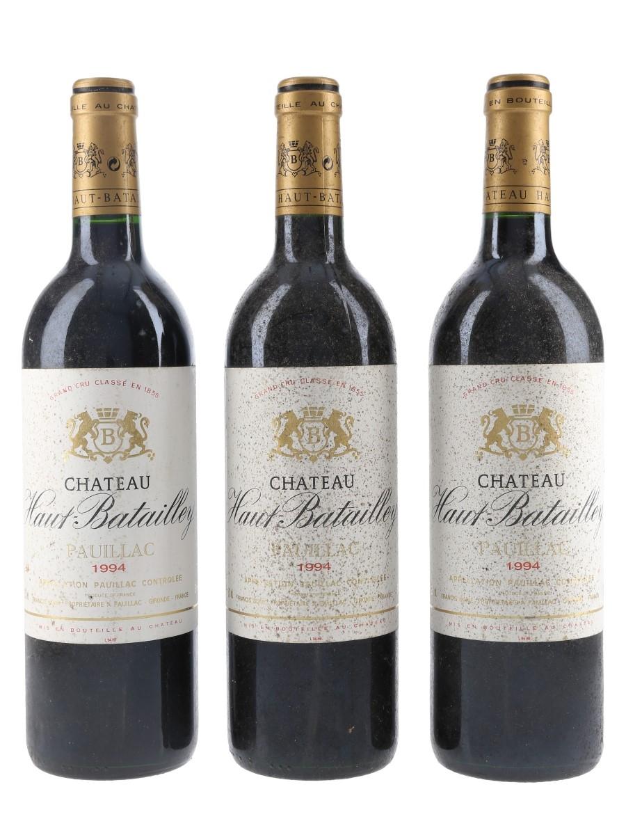 Chateau Haut Batailley 1994 Grand Cru Classe - Pauillac 75cl / 12.5%