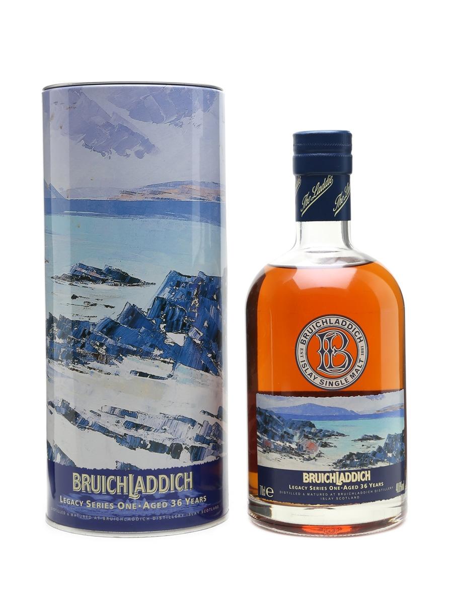 Bruichladdich 36 Year Old Legacy 1 Series 70cl
