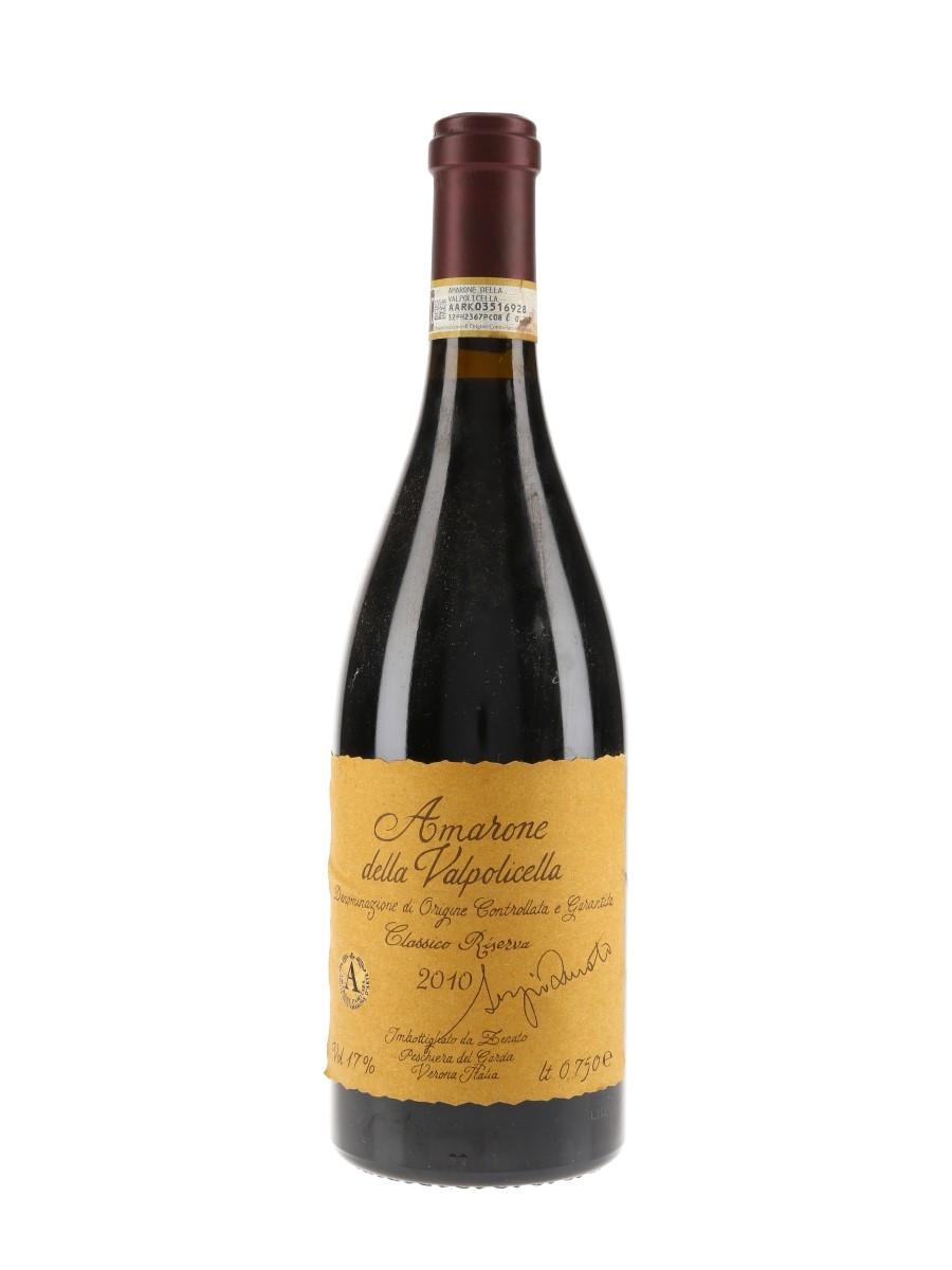 Amarone Della Valpolicella Classico Riserva 2010 Sergio Zenato 75cl / 17%