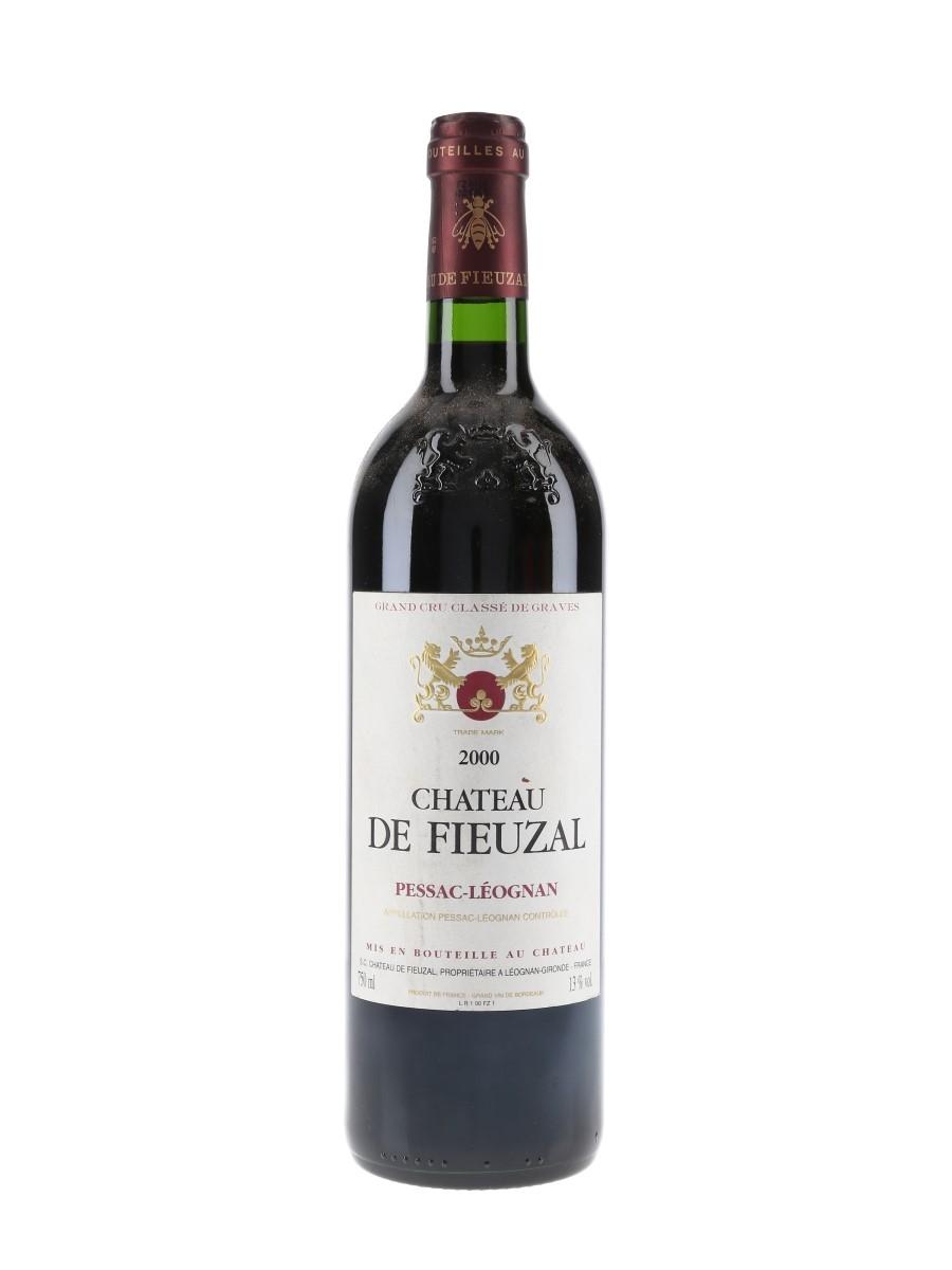 Chateau De Fieuzal 2000 Pessac Leognan - Graves 75cl / 13%
