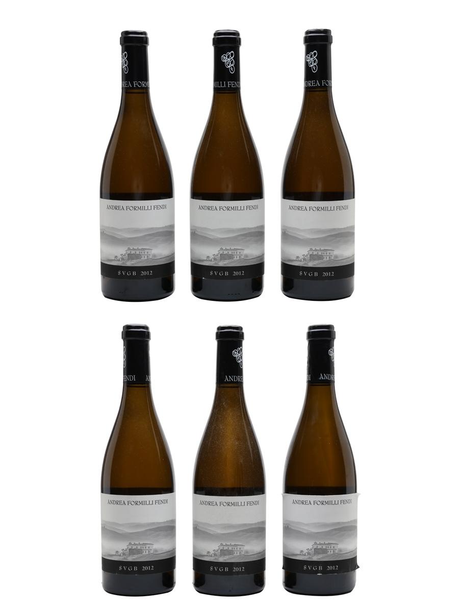 Andrea Formilli Fendi SVGB 2012 Umbria 6 x 75cl / 13%