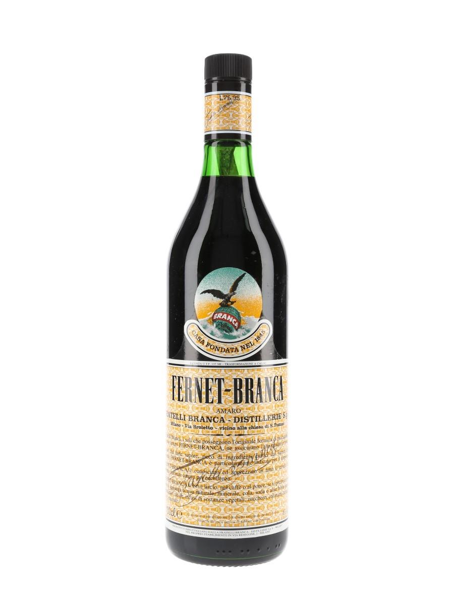 Fernet Branca Bottled 1994 100cl / 45%