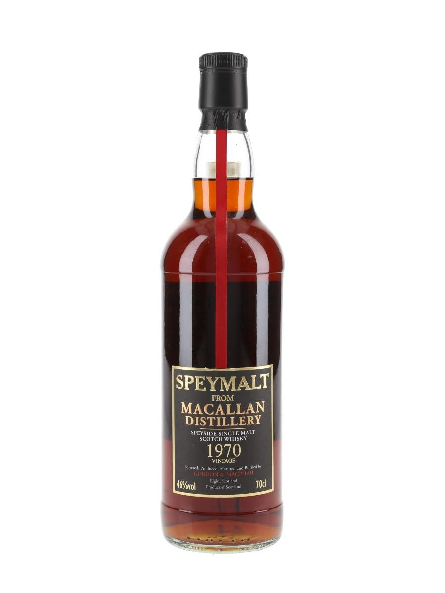 Macallan 1970 Speymalt Cask 8326 Bottled 2009 - La Maison Du Whisky 70cl / 46%