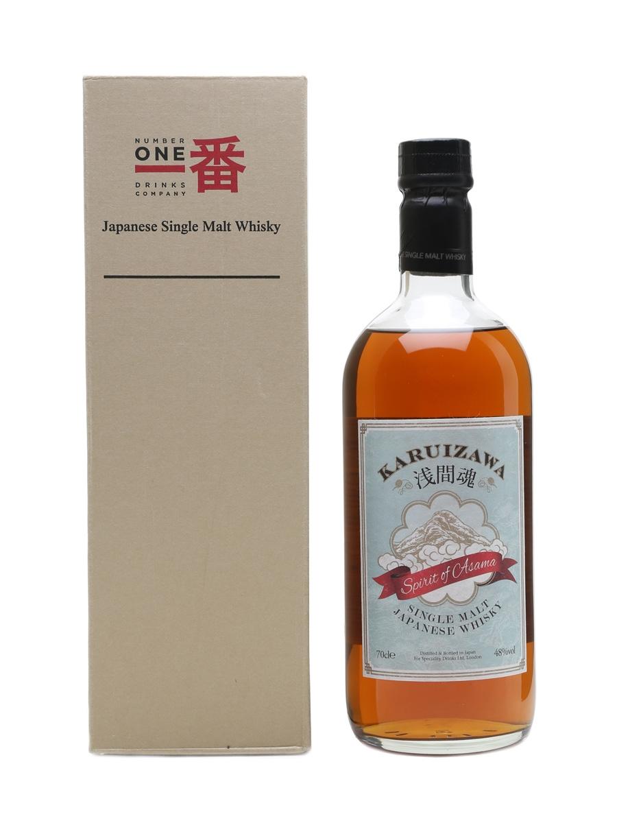 Karuizawa Spirit Of Asama 48% 70cl / 48%