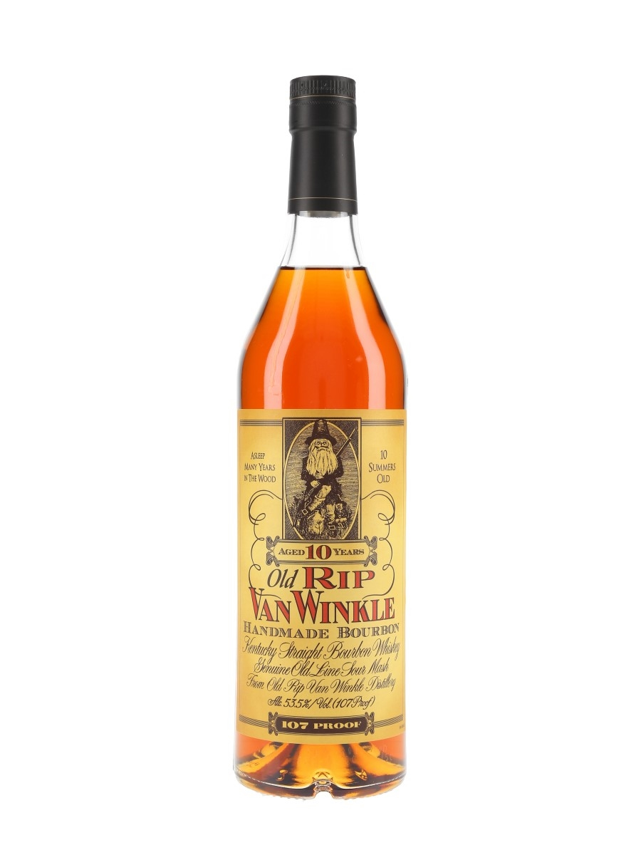 Old Rip Van Winkle 10 Year Old Bottled 2019 75cl / 53.5%