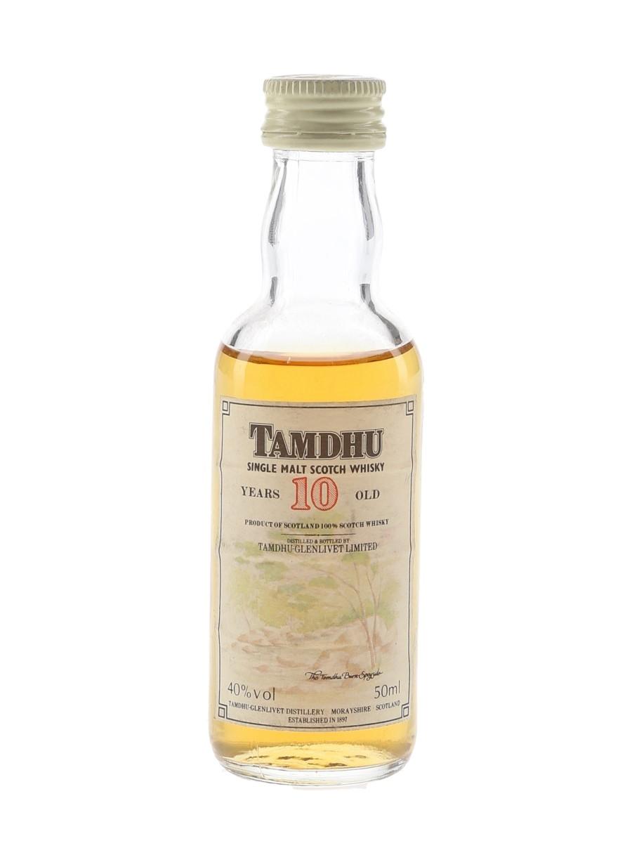 Tamdhu 10 Year Old Bottled 1980s 5cl / 40%