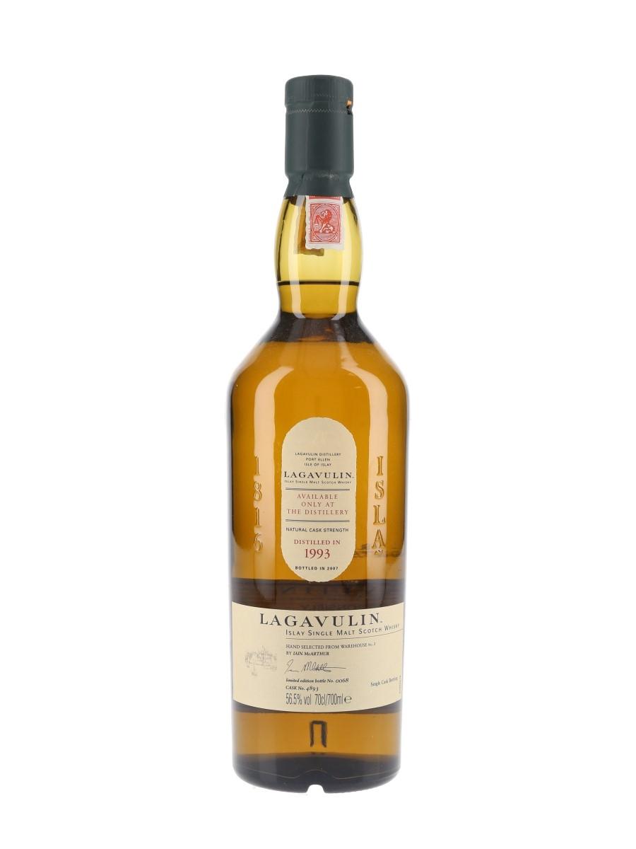 Lagavulin 1993 Distillery Exclusive Feis Ile 2007 70cl / 56.5%