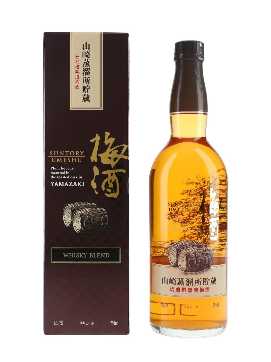 Suntory Yamazaki Umeshu Plum Liqueur 75cl / 17%