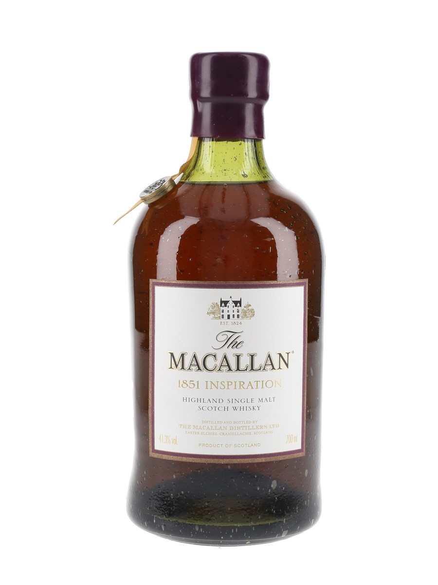 Macallan 1851 Inspiration  70cl / 41.3%