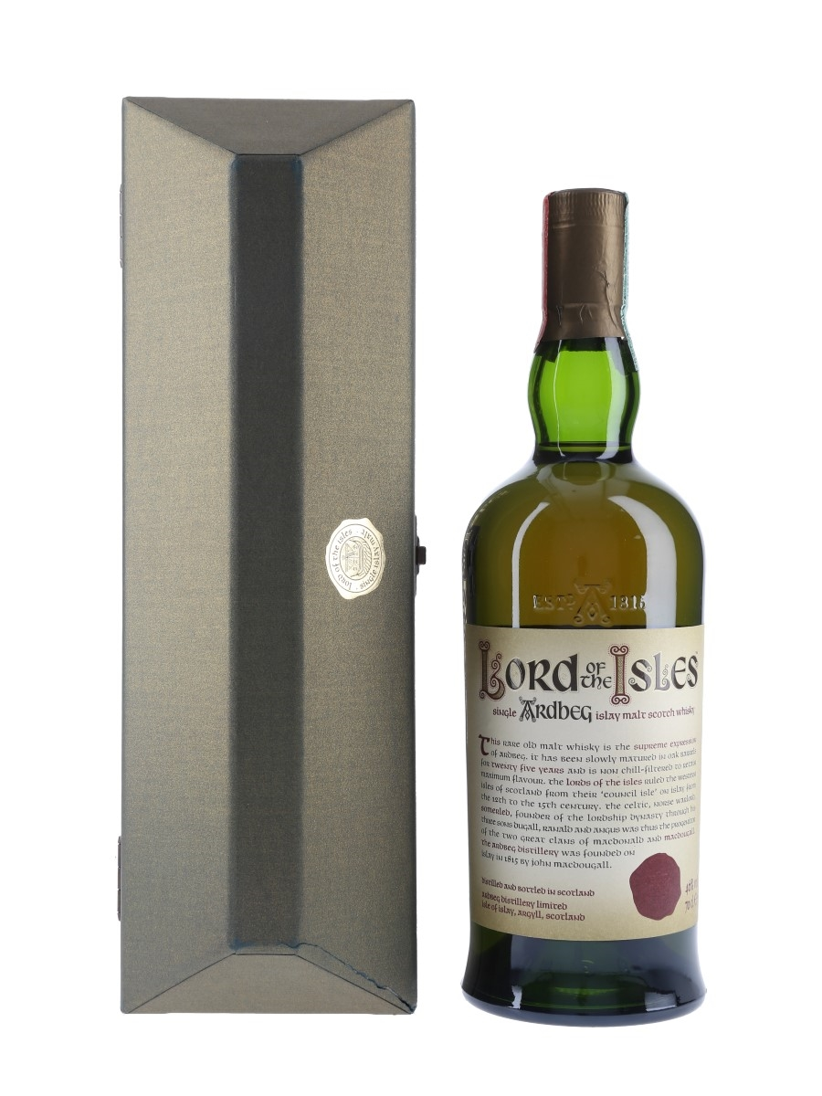 Ardbeg Lord Of The Isles 25 Year Old 70cl / 46%