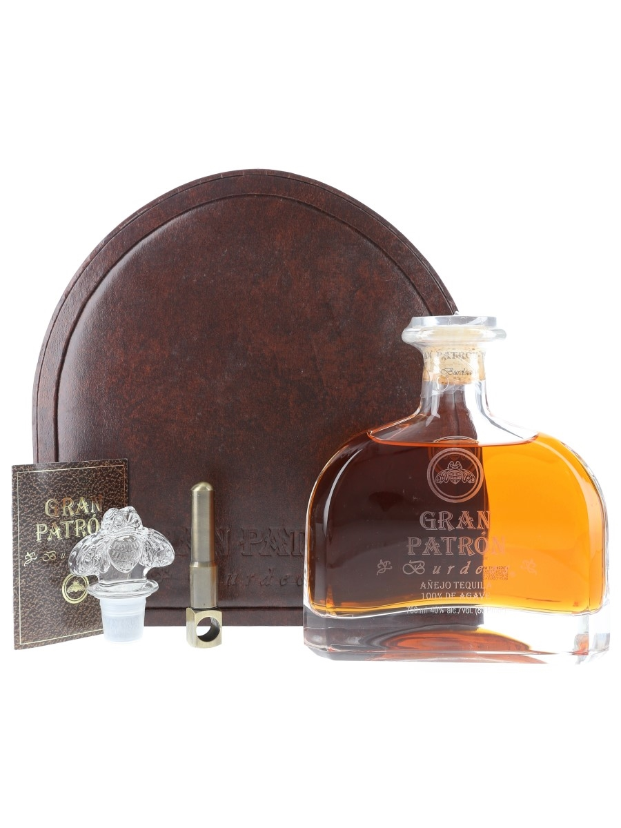 Patron Anejo Burdeos Tequila  75cl / 40%