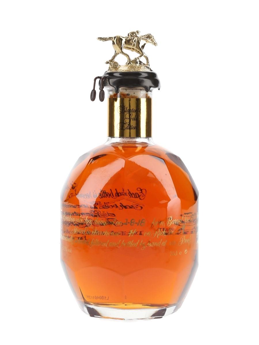 Blanton's Gold Edition Barrel No. 1517 Bottled 2018 70cl / 51.5%