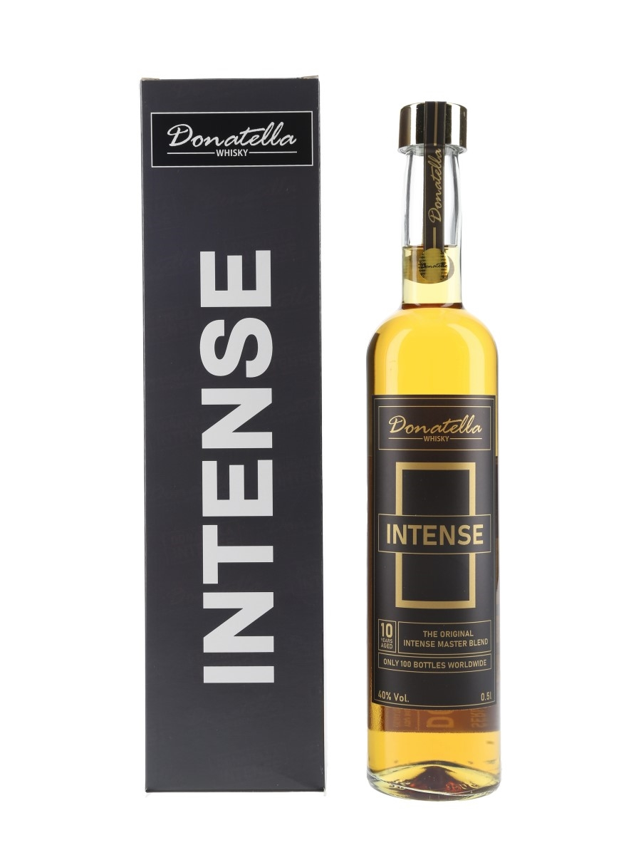Donatella Intense 10 Year Old  50cl / 40%