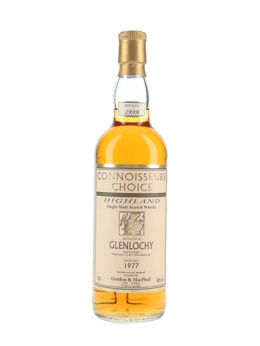 Glenlochy 1977 Bottled 1999 - Connoisseurs Choice 70cl / 40%