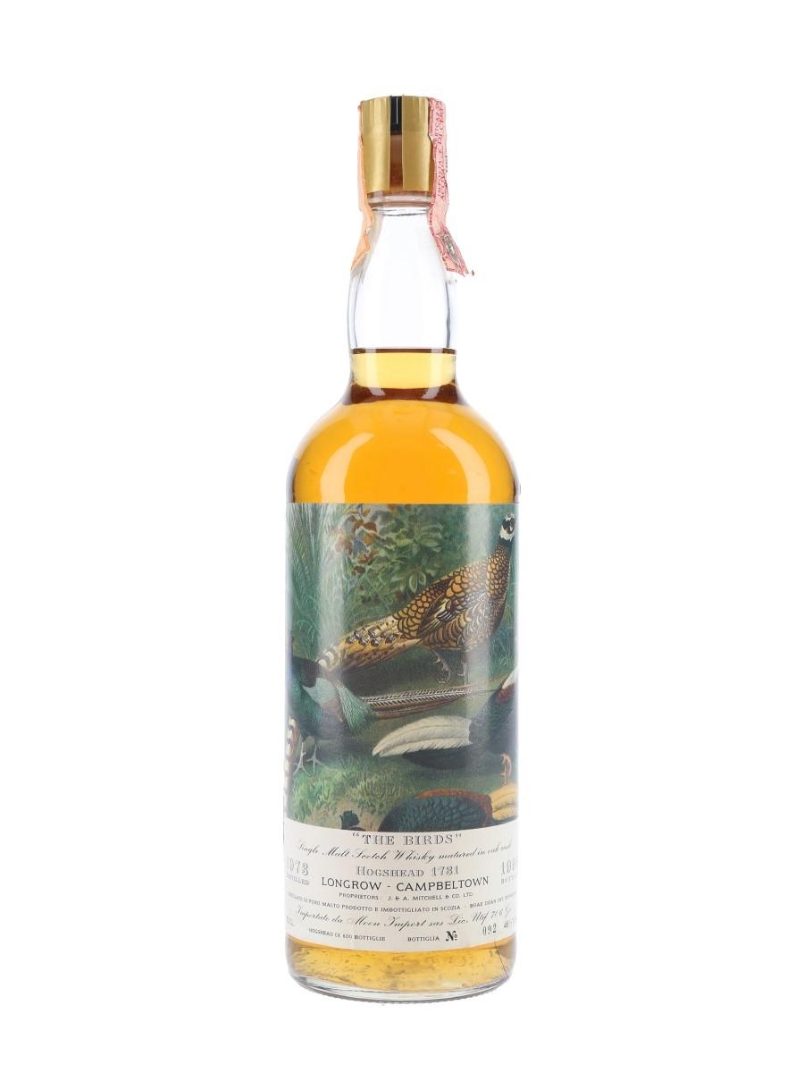 Longrow 1973 The Birds Hogshead 1731 Bottled 1990 - Moon Import 75cl / 46%