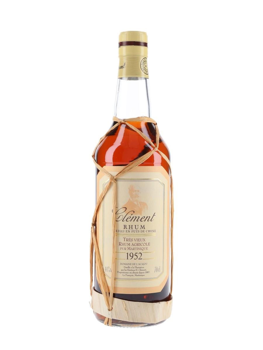 Clement 1952 Bottled 1991 70cl / 44%