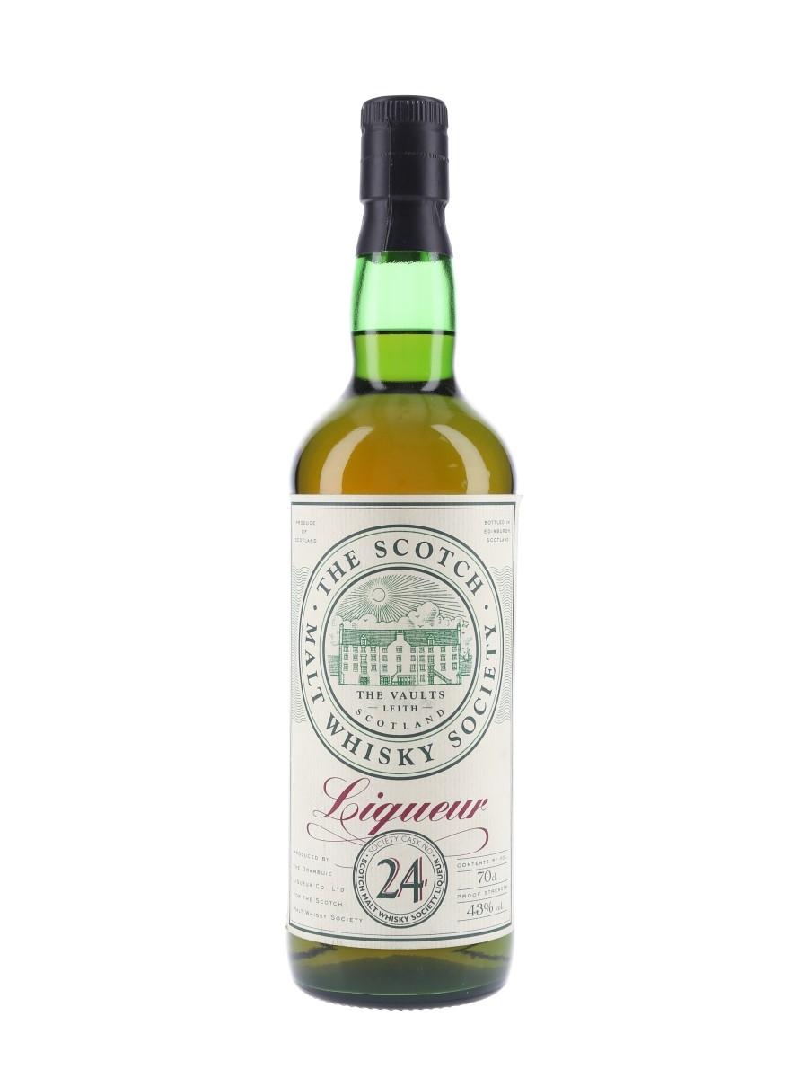 SMWS 24 Whisky Liqueur Macallan 70cl / 43%