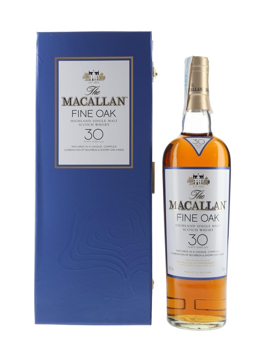 Macallan 30 Year Old Fine Oak  70cl / 43%
