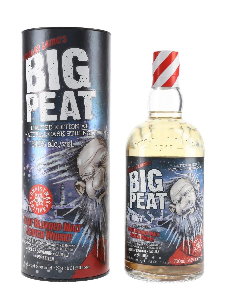 Big Peat Christmas Edition 2017 Douglas Laing 70cl / 54.1%