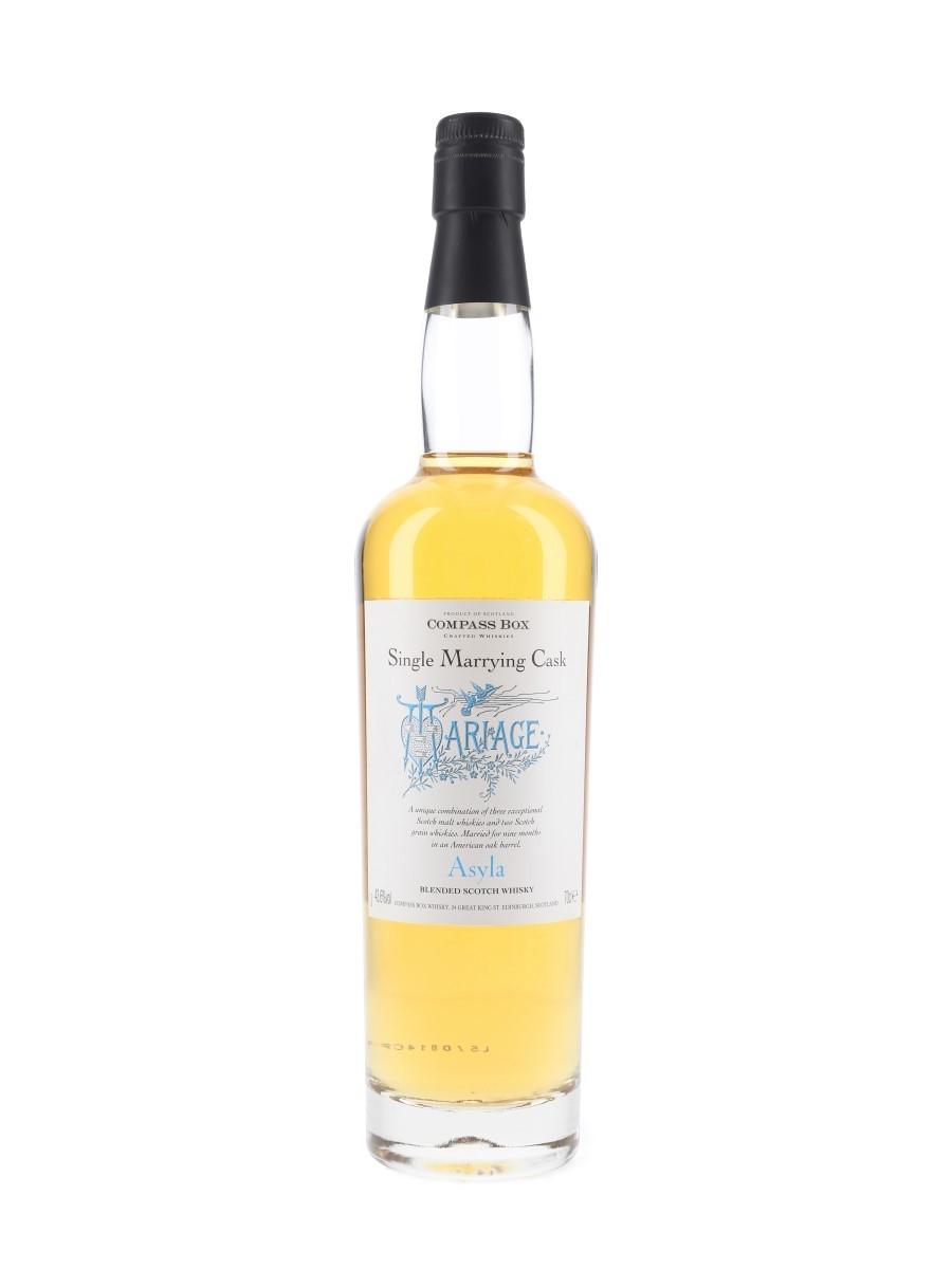 Compass Box Mariage Asyla Bottled 2005 - La Maison Du Whisky 50th Anniversary 70cl / 43.6%