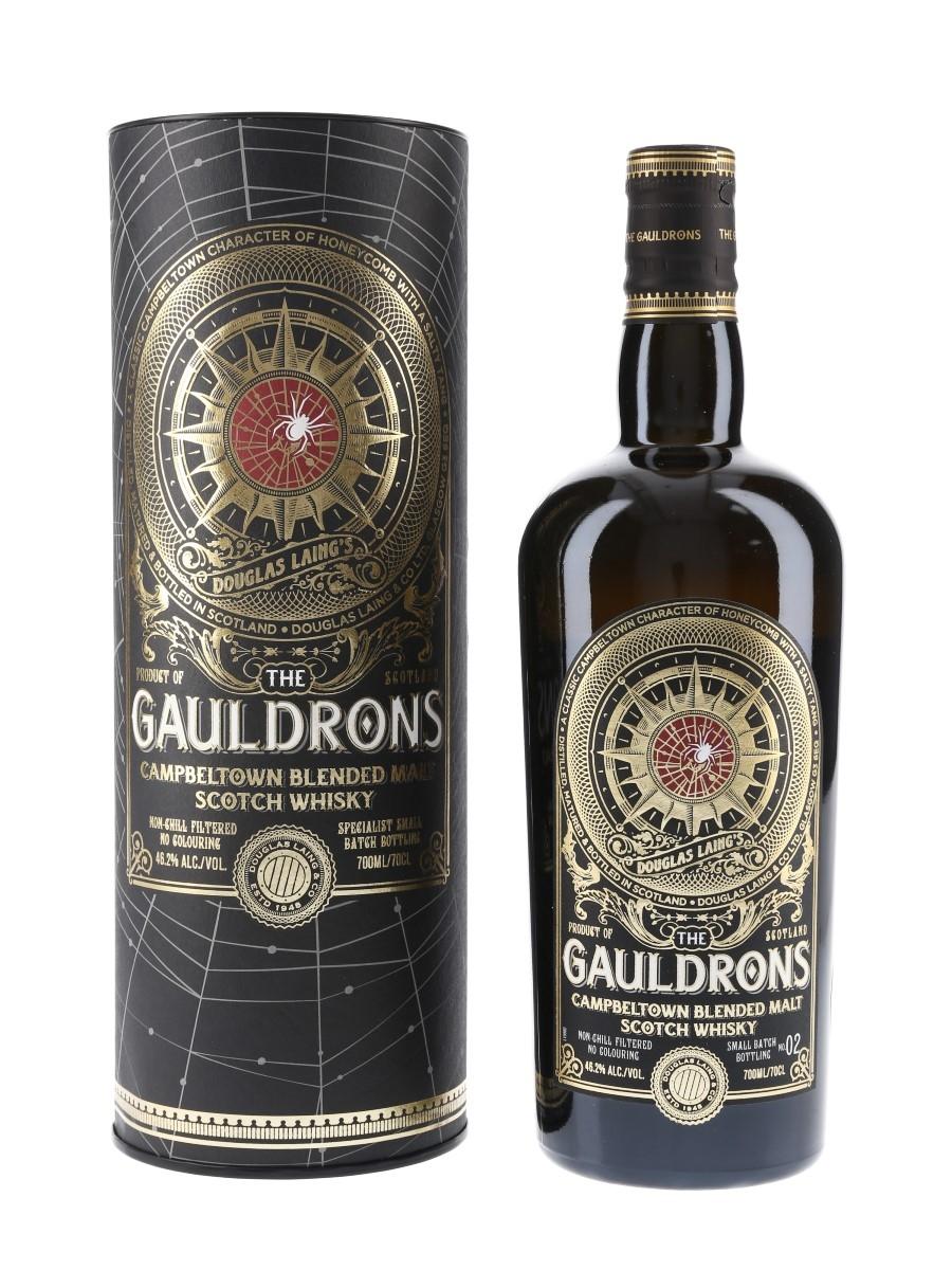 The Gauldrons Batch 2 Douglas Laing 70cl / 46.2%