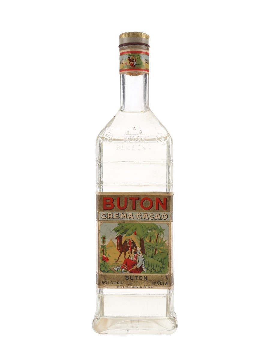 Buton Crema Cacao Bottled 1950s 75cl / 31%