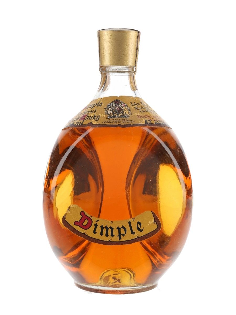 Haig's Dimple Bottled 1970s 75cl / 43%