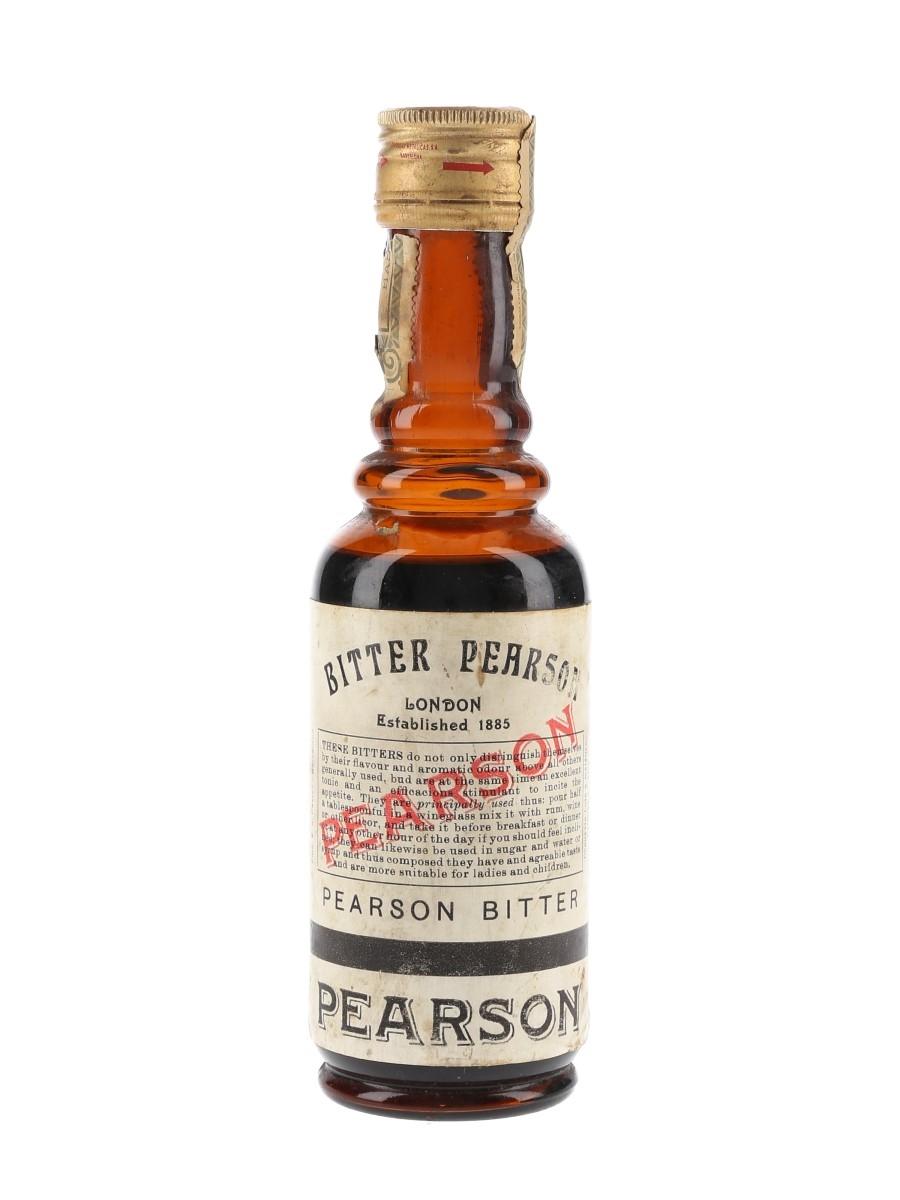 Pearson Bitter Bottled 1950s 25cl