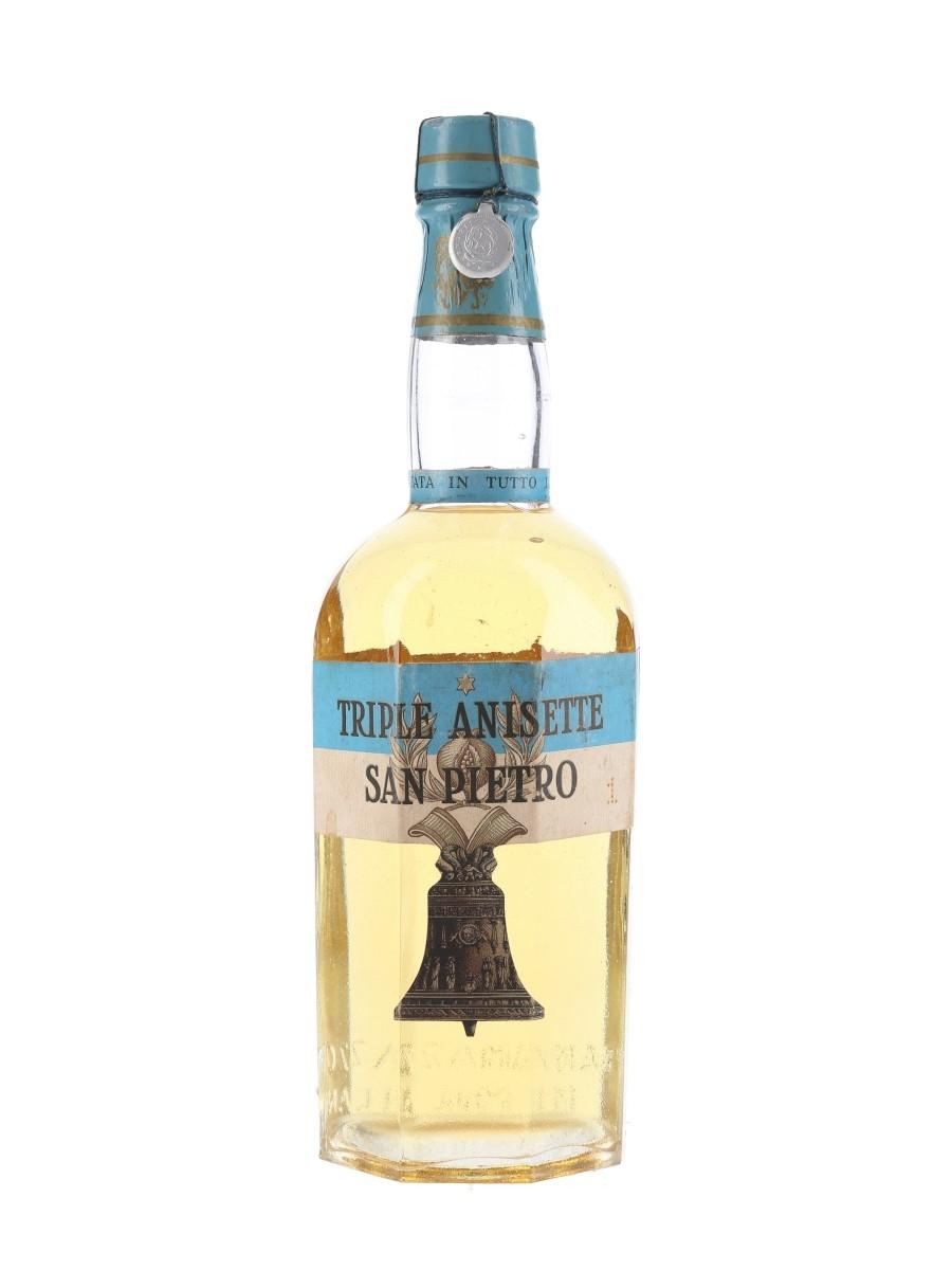Ramazzotti Triple Anisette San Pietro Bottled 1950s 75cl / 30%
