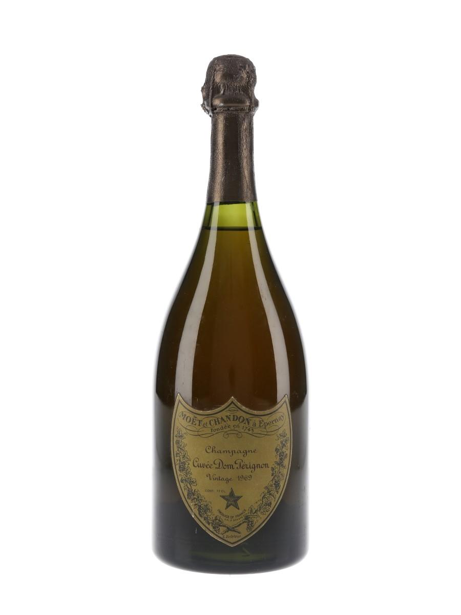 Dom Perignon 1969 Moet & Chandon - Jolly Di Castellino 77cl / 12.5%