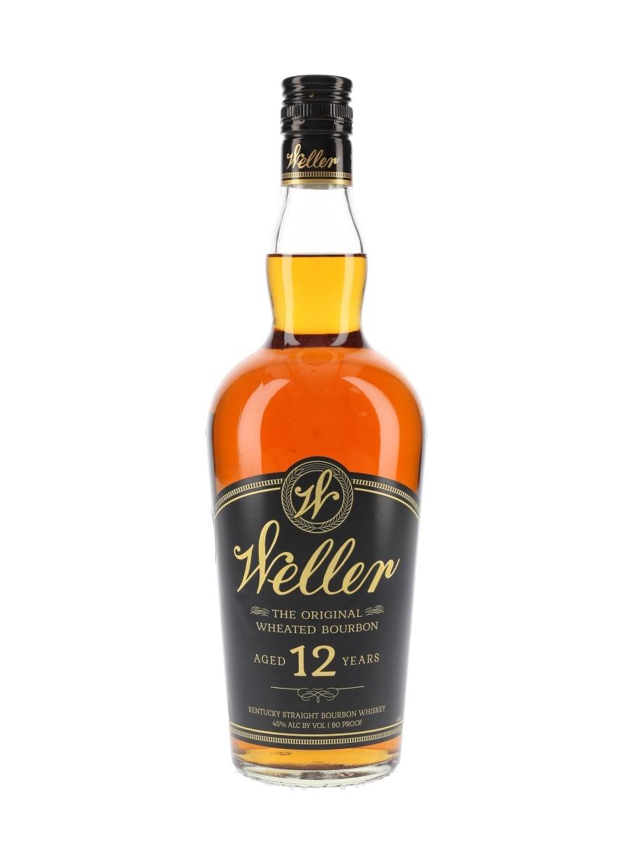Weller 12 Year Old Bottled 2019 - Buffalo Trace 75cl / 45%