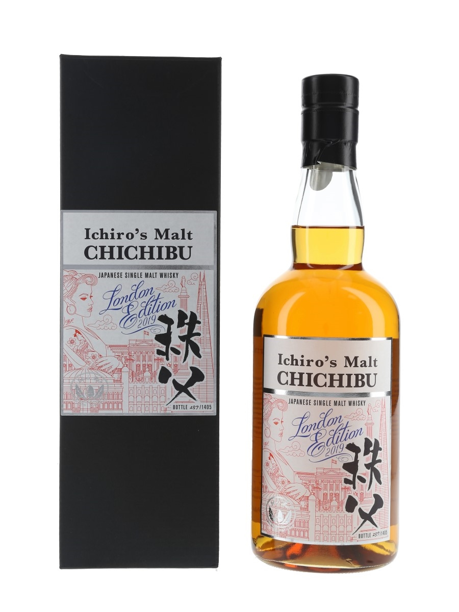 Chichibu London Edition 2019 Speciality Drinks 70cl / 48.5%