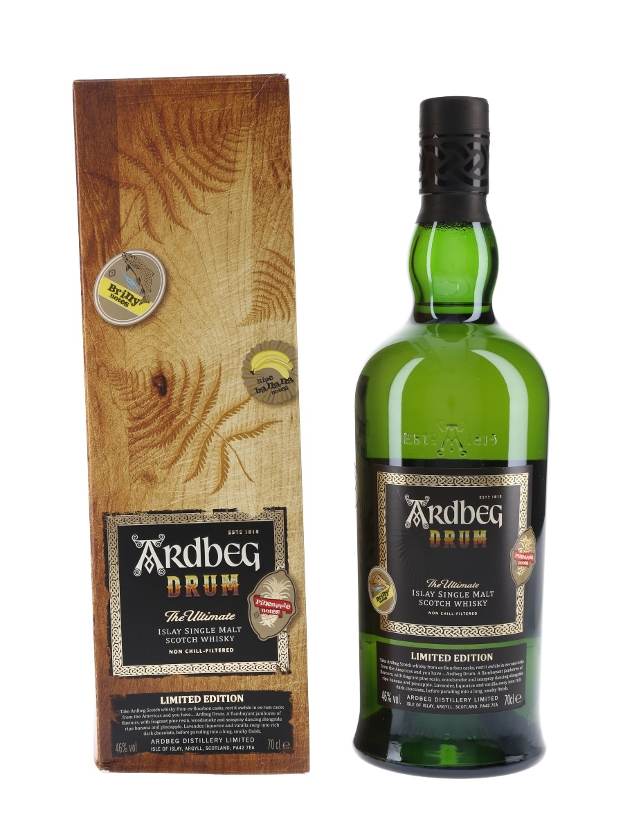 Ardbeg Drum Ardbeg Day 2019 70cl / 46%