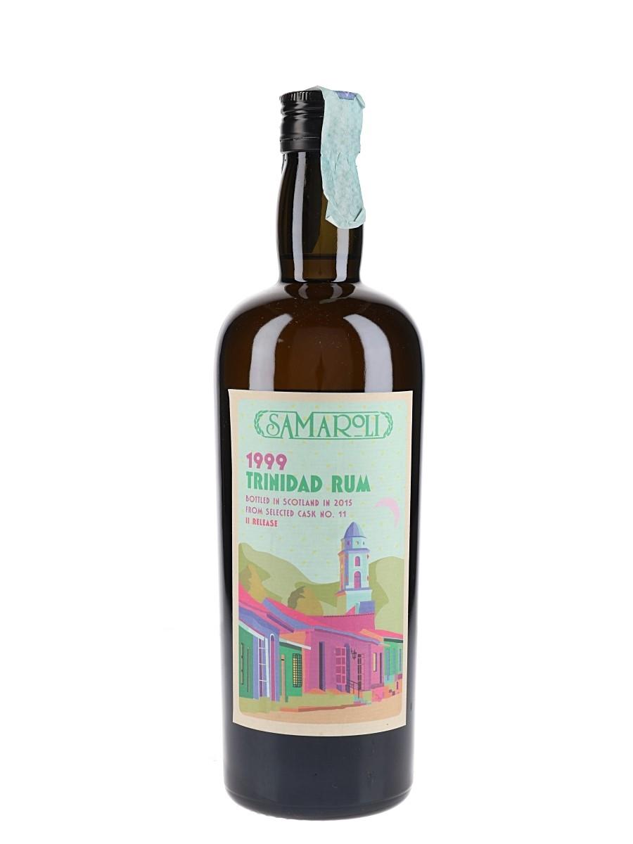 Samaroli 1999 Trinidad Rum 2nd Release Bottled 2015 70cl / 45%