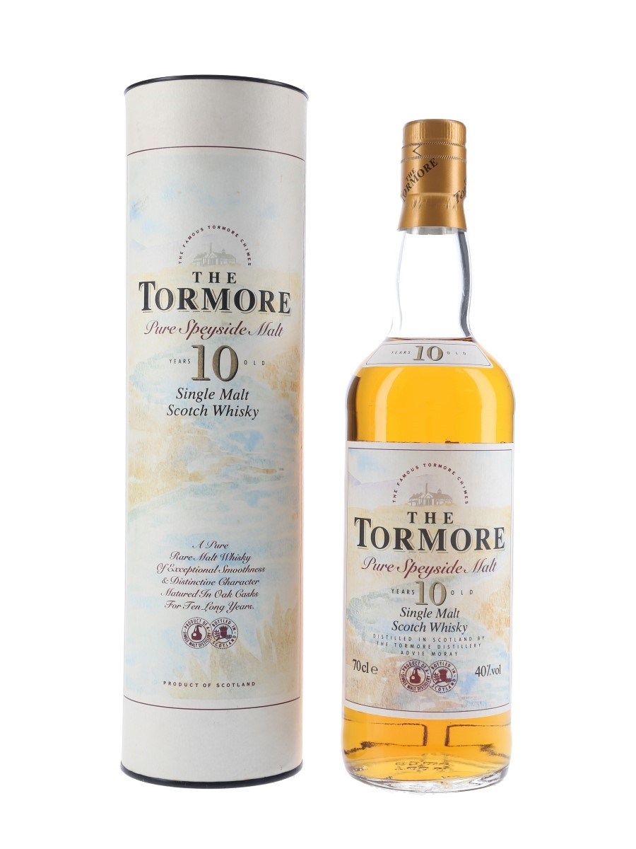 Tormore 10 Year Old Bottled 1990s 70cl / 40%
