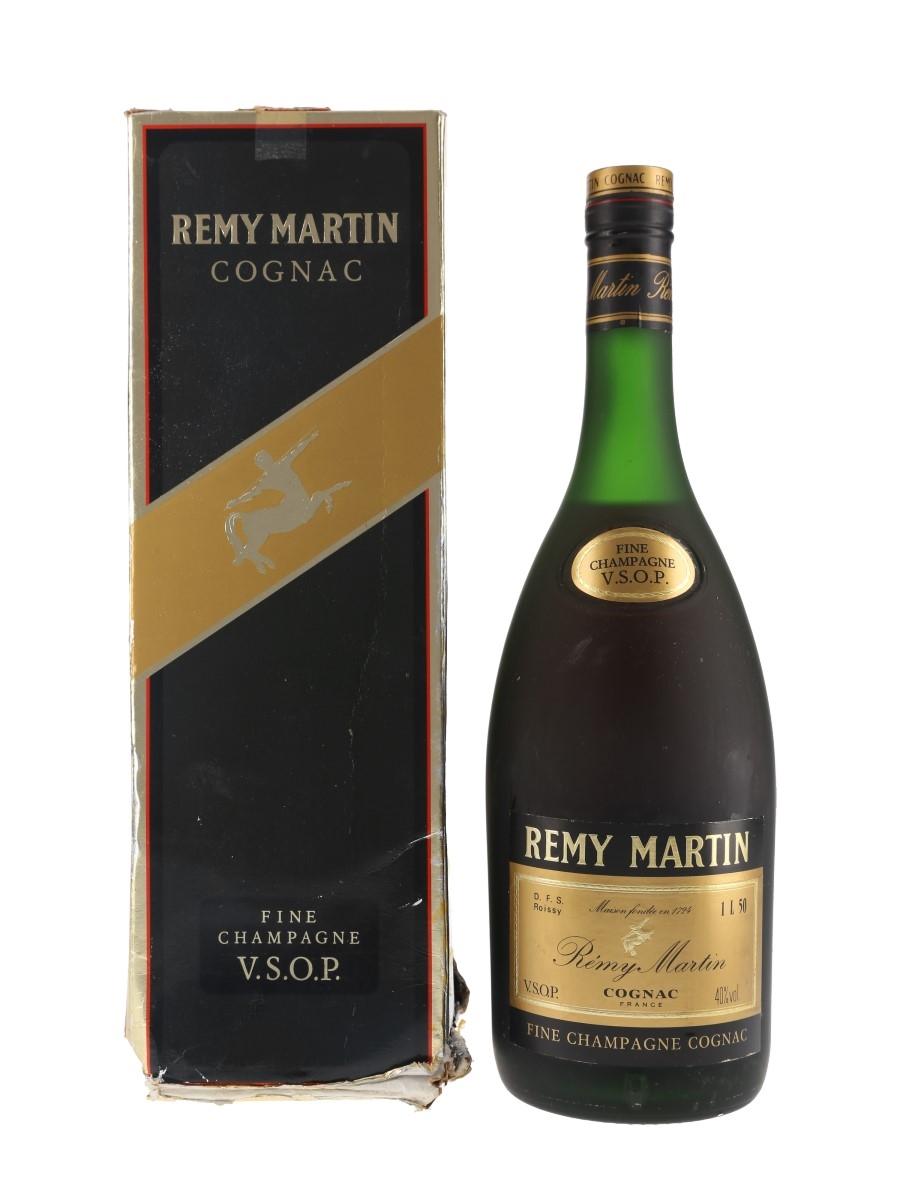 Remy Martin VSOP Bottled 1980s - DFS - Large Format 150cl / 40%